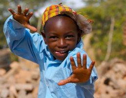 Kenya-Enfant